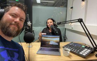 Jutta Vetter Väkevä Elämä -podcastin vieraana.